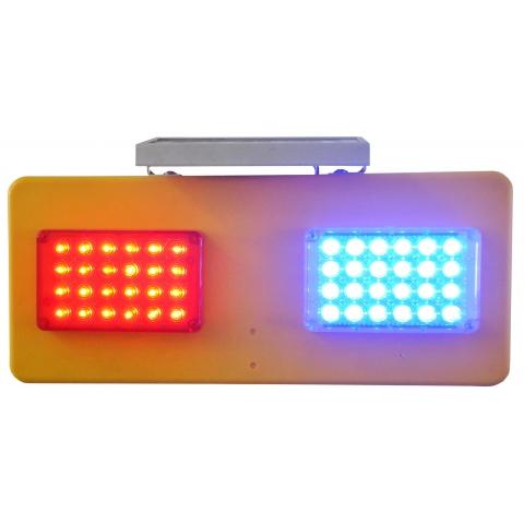 29型LED紅藍爆閃燈